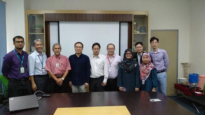 我校选派教师赴马来西亚吉隆坡建设...