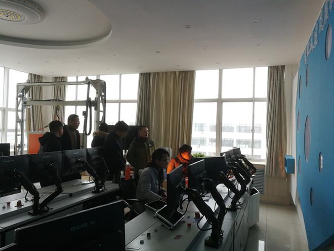 连云港职业技术学院来访建筑工程学...